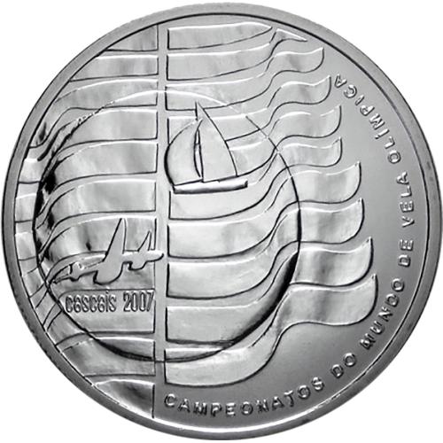 Portugal 10€ Vela 2007