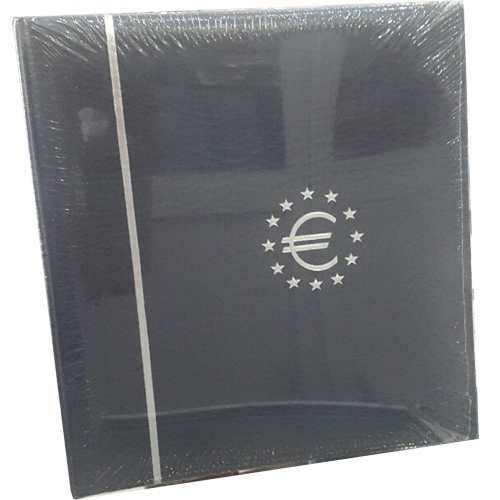 Álbum  para 21 Séries de Euro