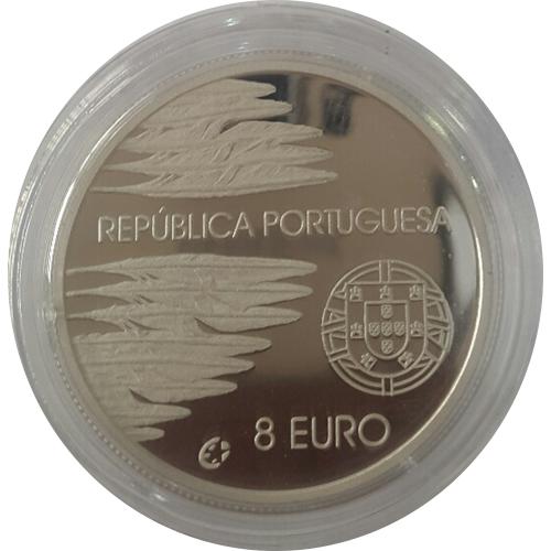Portugal 8€ 2005 Fim da II Guerra Mundial