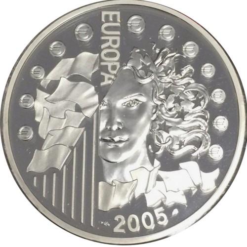 França 1,50€ 2005 Europa