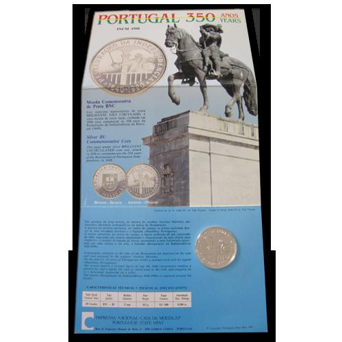 B.N.C.100$00 Restauração da Independência