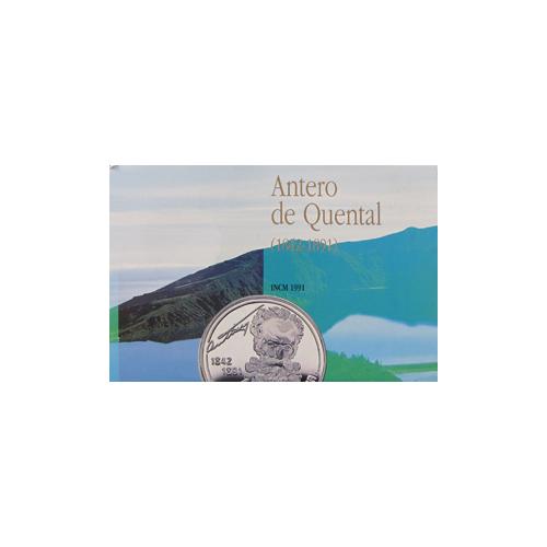 B.N.C.100$00 Antero de Quental