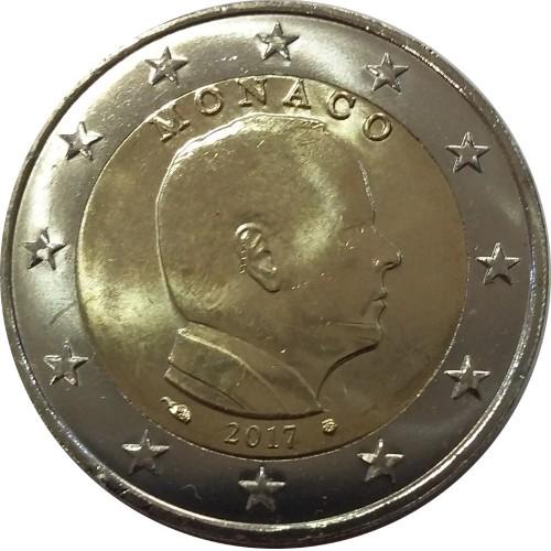 Monaco 2€ 2017