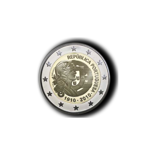Portugal 2€ 2010