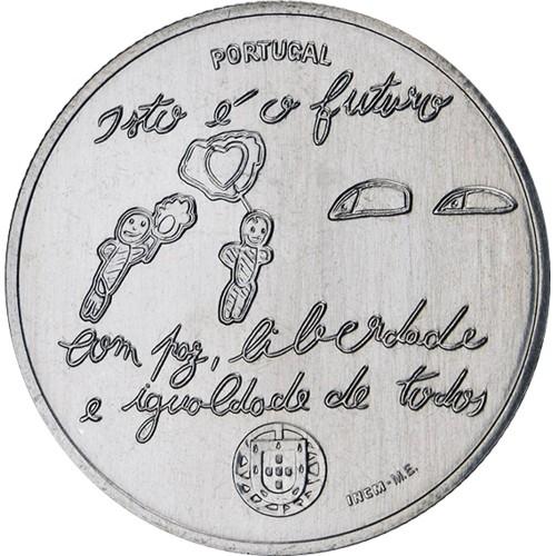 Portugal  - 5€  2017 O Futuro