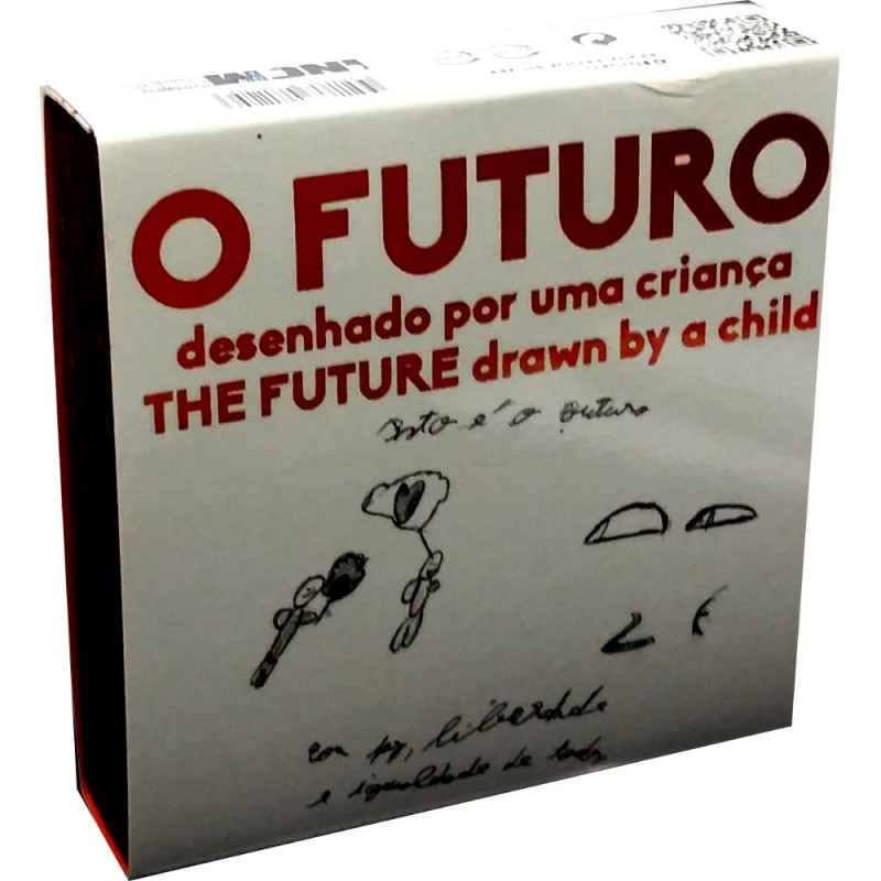 Portugal  - 5€  2017 O Futuro (Prata Proof)