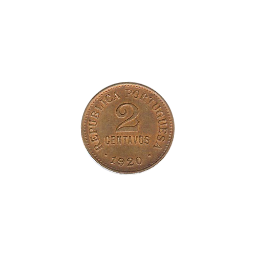 2 Centavos 1920