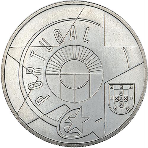 Portugal  - 5€  2017 O Ferro e o Vidro