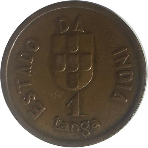 India 1 Tanga 1934