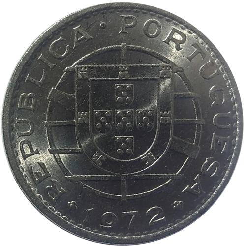 Moçambique  20$00 1972