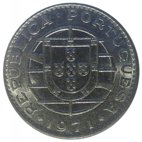 Moçambique  20$00 1971