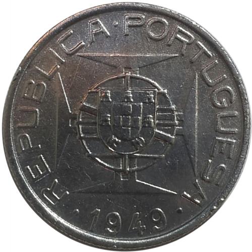Moçambique 5 Escudos 1949