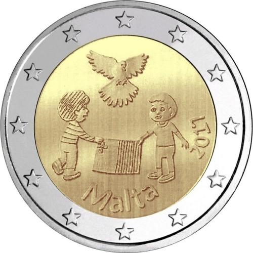 Malta2€ 2016 - Peace & Solidaraty