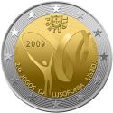 Portugal 2€ Lusofonia 2009