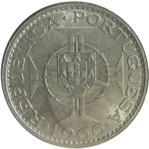 Mozambique  20$00 1966