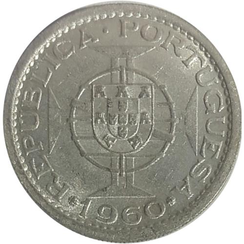 Mozambique 5 Escudos 1960