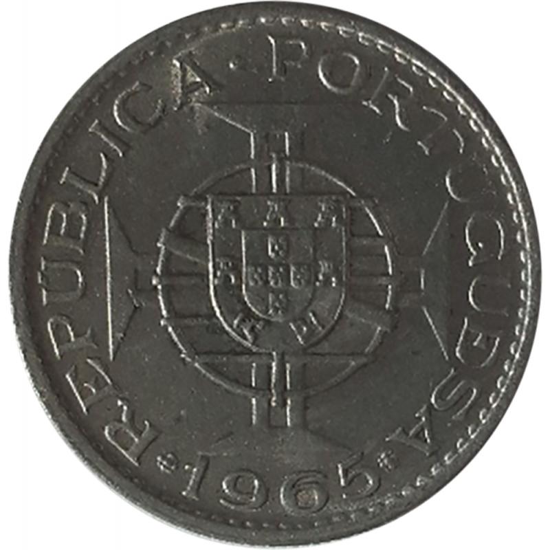 Mozambique 2$50 1965