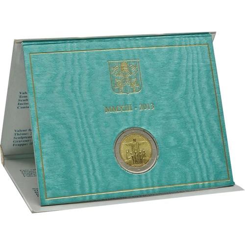 Vaticano 2€ 2013 (VII Encontro Mundial das Famílias)