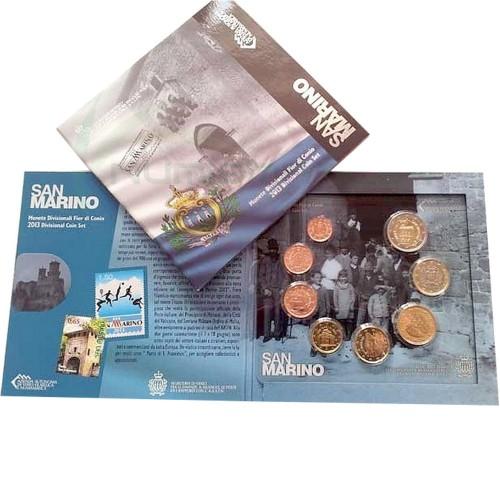 San Marino 2013 Bu Set