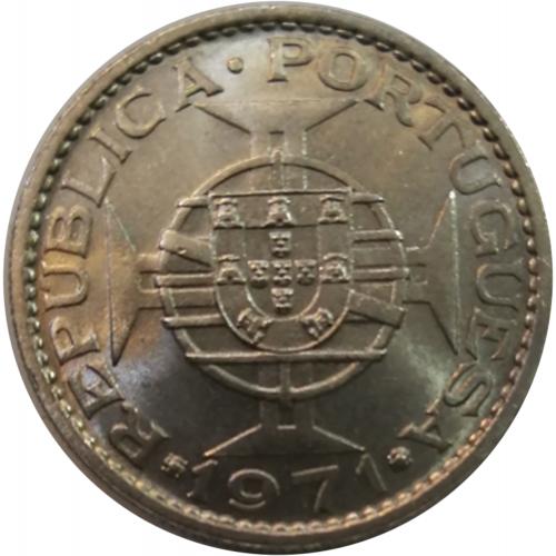 S. Tomé e Príncepe 10$00 1971