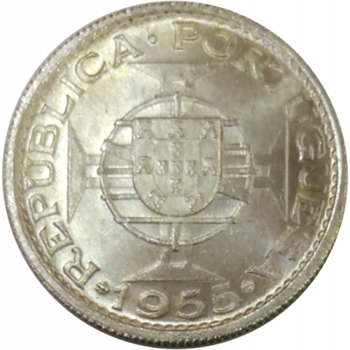 Angola 10 Escudos 1955