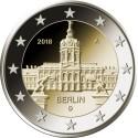 "Alemanha 2€ 2018 ""Berlin"""