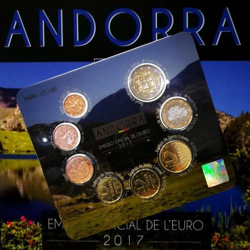 Andorra 2017 - 8 Moedas