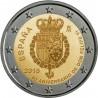 Espanha - 2€ 2018 (50º Aniv. do Rei Filipe VI)