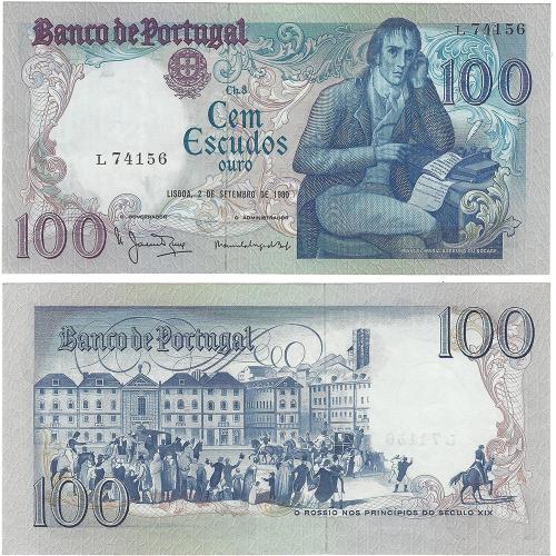 100$00 Ch.8 (02/09/1980) M. Nunes/M. Baptista