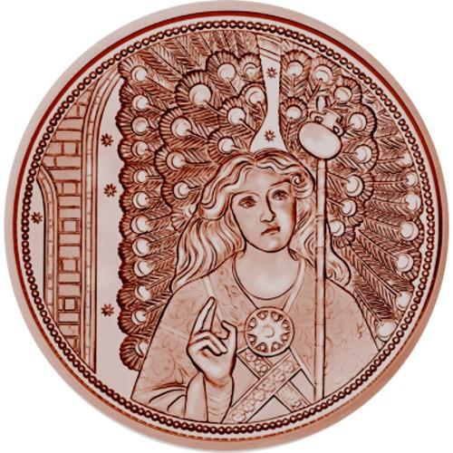 Áustria - 10€ 2018 (Anjo S. Rafael)