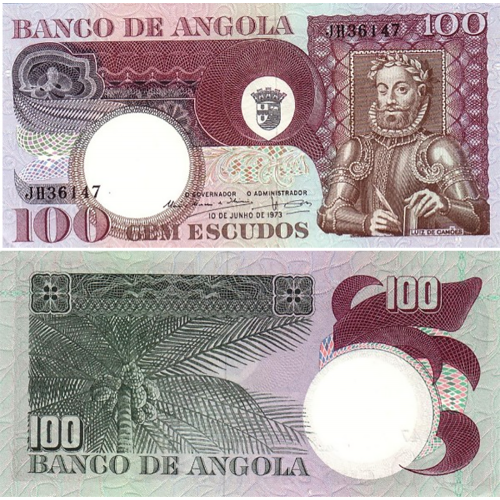 Angola 1000 Escudos 1970