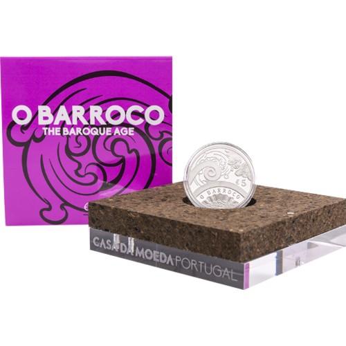 Portugal - 2018 5 Euro THE BAROQUE AGE