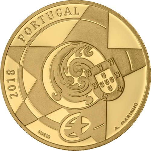 Portugal  - 5€  2018 O BARROCO (Proof)