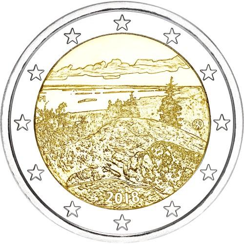 Finlândia 2€ 2018