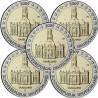 Alemanha 2€ 2009 Saarland (5 Letras)