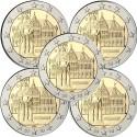 Alemanha 2€ 2010 Bremen (5 Letras)