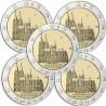 Alemanha 2€ 2011 Westfallen (5 Letras)