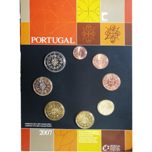 Portugal 2007 FDC Set