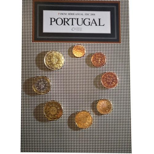 Portugal F.D.C. 2008
