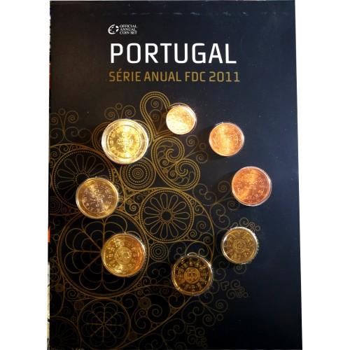 Portugal F.D.C. 2011