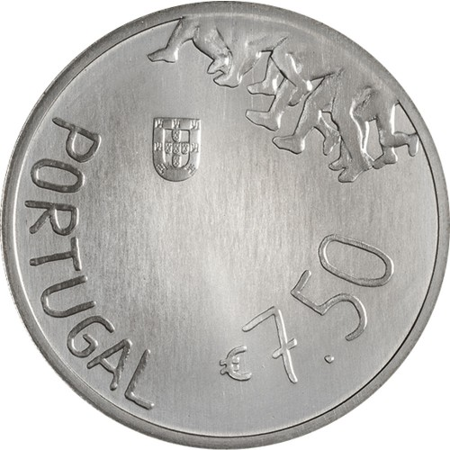 Portugal - 7.5€ Carlos Lopes 2017