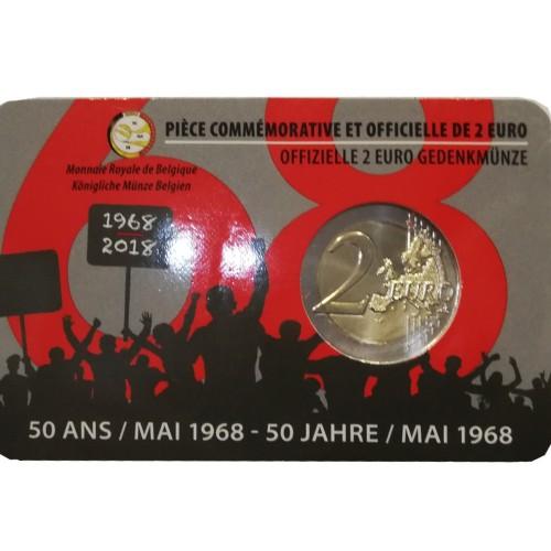 Bélgica 2€ 2017 (Universidade de Gent)