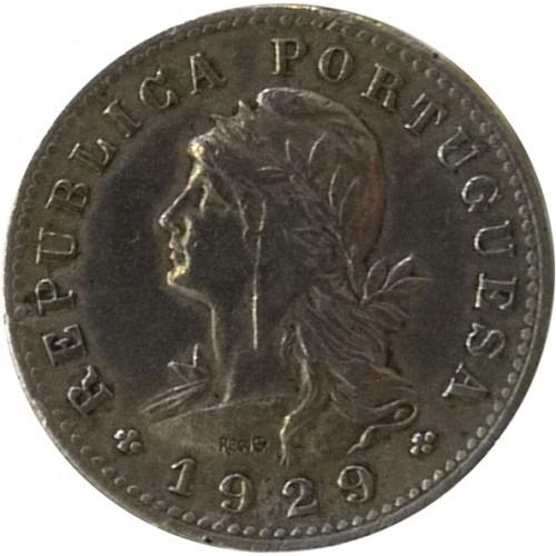 S. Tomé e Príncipe 20 Centavos 1929