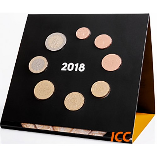 Portugal 2018 ANNUAL SERIES - Proof SET