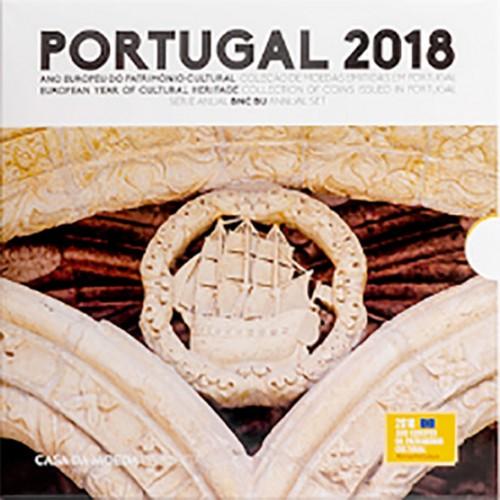 Portugal SÉRIE ANUAL 2018 - B.N.C.
