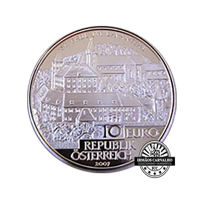 Áustria  10€  Catedral de S.Paulo 2007