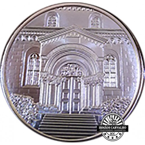 Austria 10€ S.Paul Abbey  2007 Proof