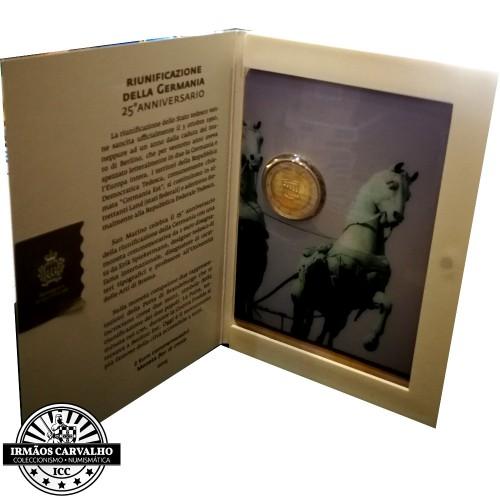 San Marino - 2€ 2015