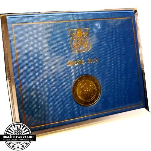 Vaticano 2€ 2012 (VII Encontro Mundial das Familias)