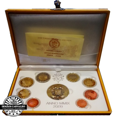 Vatican - 2009 Proof Set